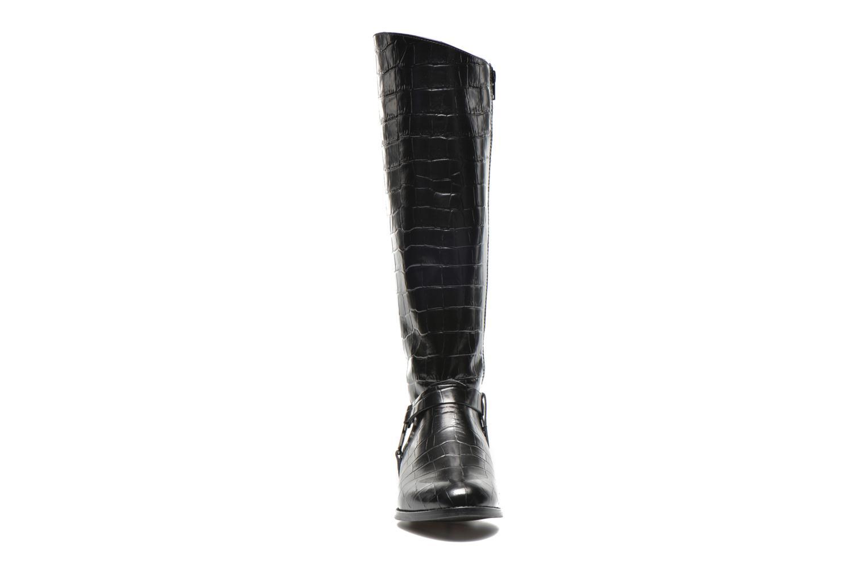 Stiefel Guess Carolah schwarz schuhe getragen