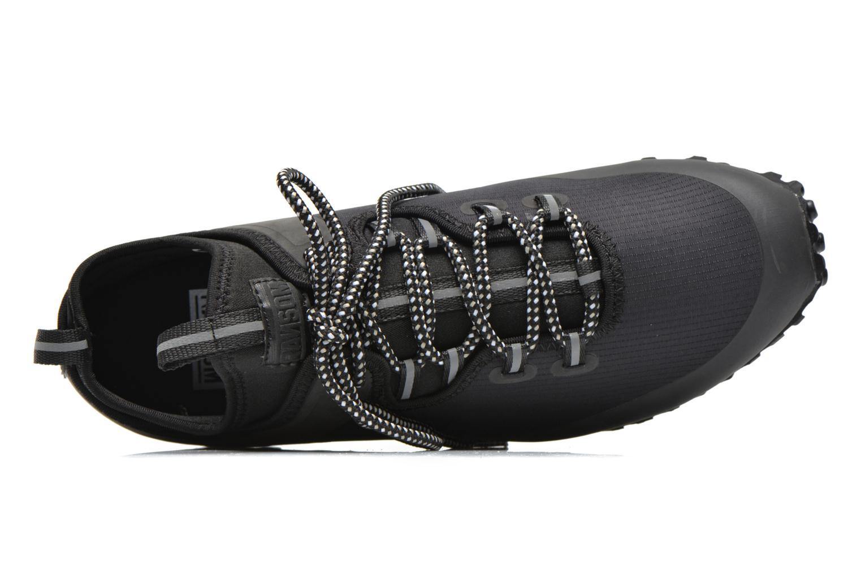 Sneaker Ransom Garibaldi Lite schwarz ansicht von links