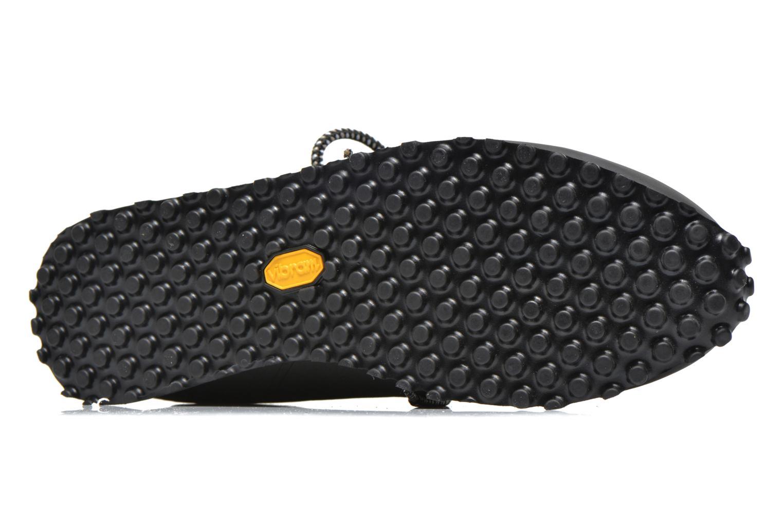 Sneaker Ransom Garibaldi Lite schwarz ansicht von oben