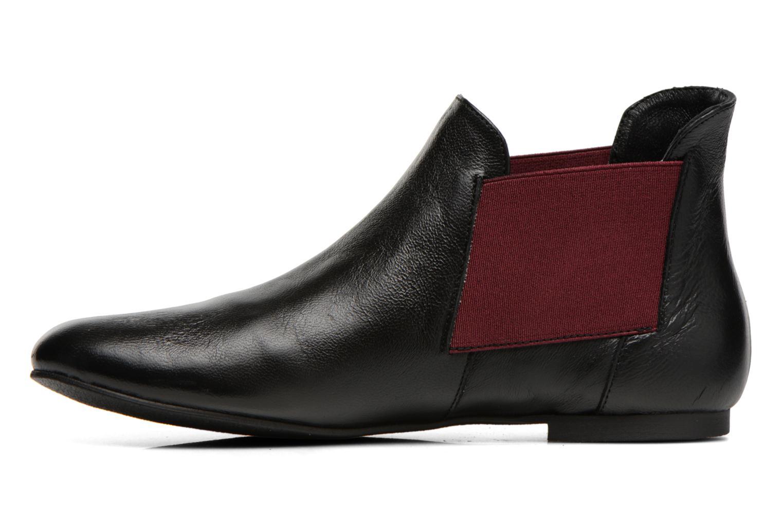 Bottines et boots Ippon Vintage Peal Short Noir vue face