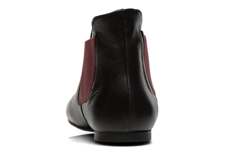 Bottines et boots Ippon Vintage Peal Short Noir vue droite