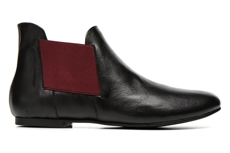 Bottines et boots Ippon Vintage Peal Short Noir vue derrière
