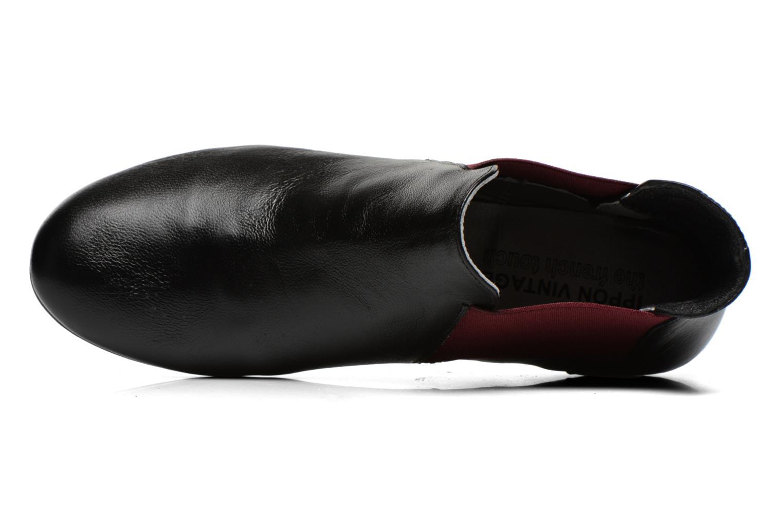 Bottines et boots Ippon Vintage Peal Short Noir vue gauche