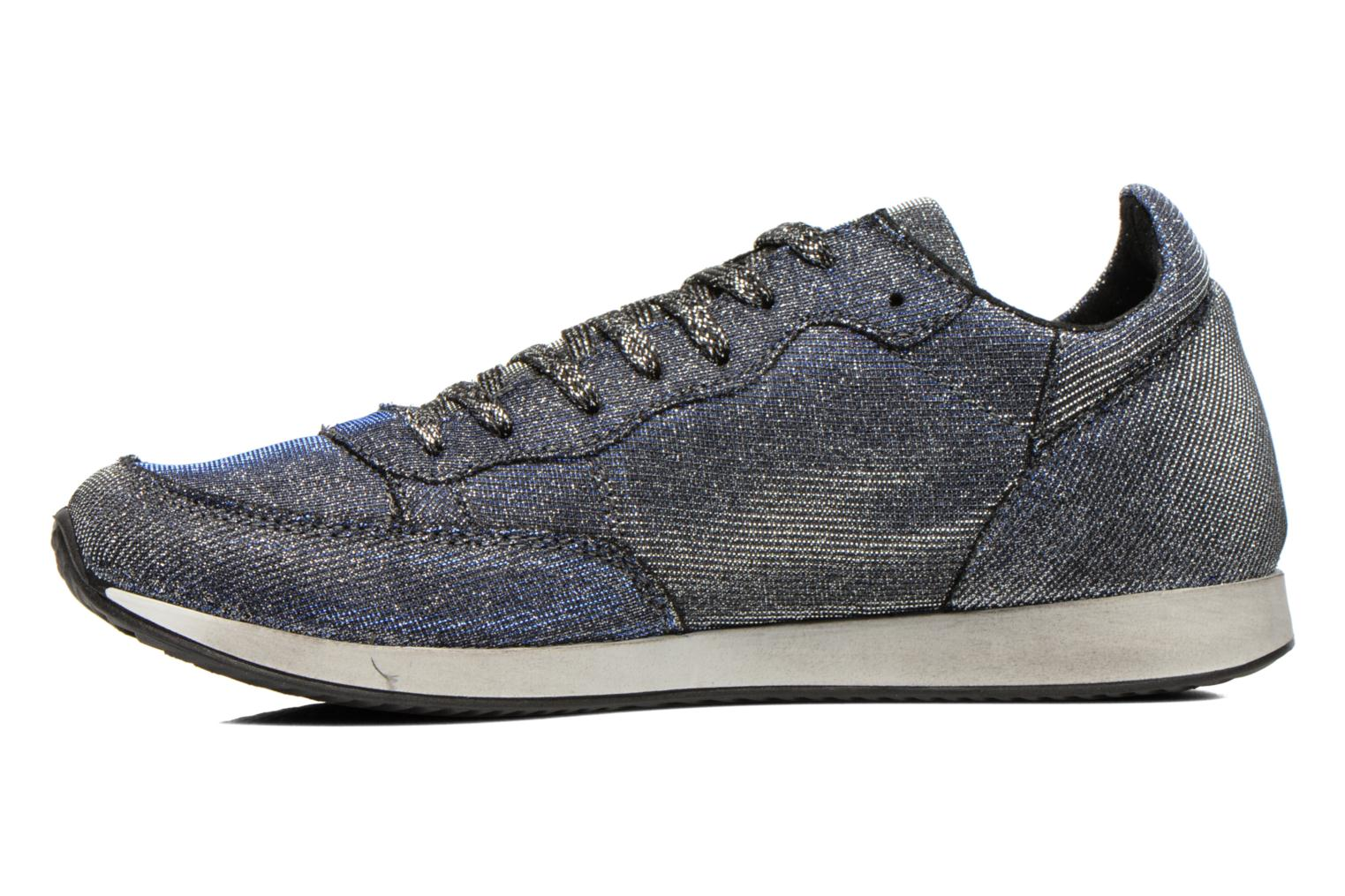 Trainers Ippon Vintage Run Show Silver front view