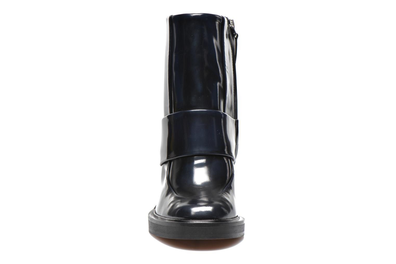 Ankelstøvler Carven Tchina Blå se skoene på