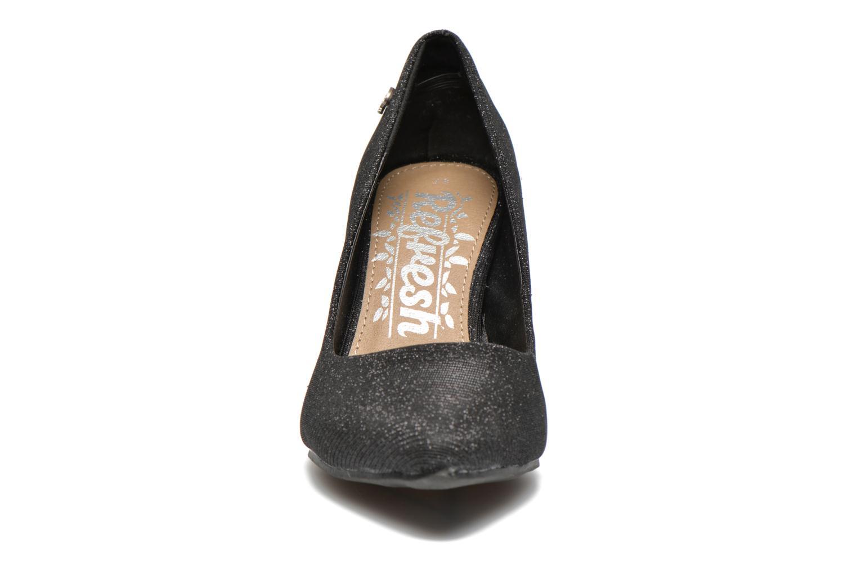 Escarpins Refresh Lina-61147 Noir vue portées chaussures