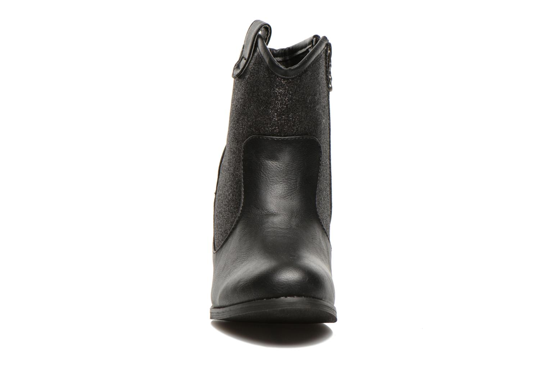 Bottines et boots Refresh Blake-61178 Noir vue portées chaussures