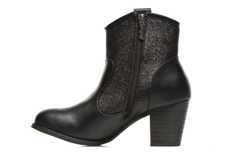 Bottines et boots Refresh Blake-61178 Noir vue face