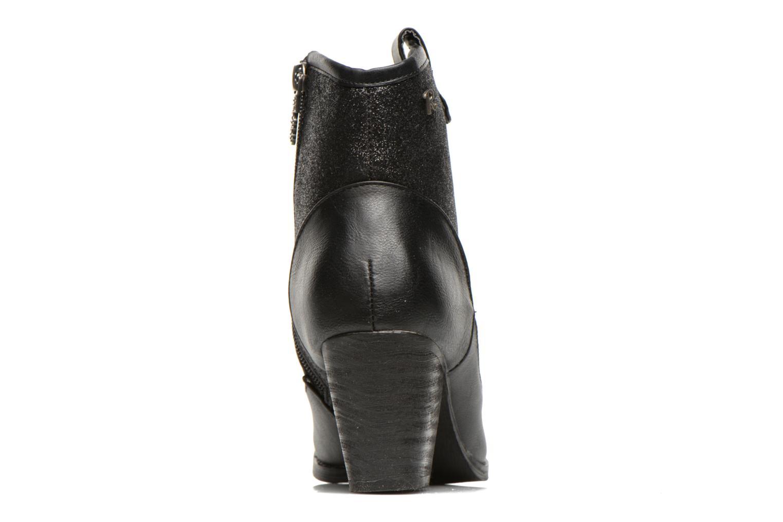 Bottines et boots Refresh Blake-61178 Noir vue droite
