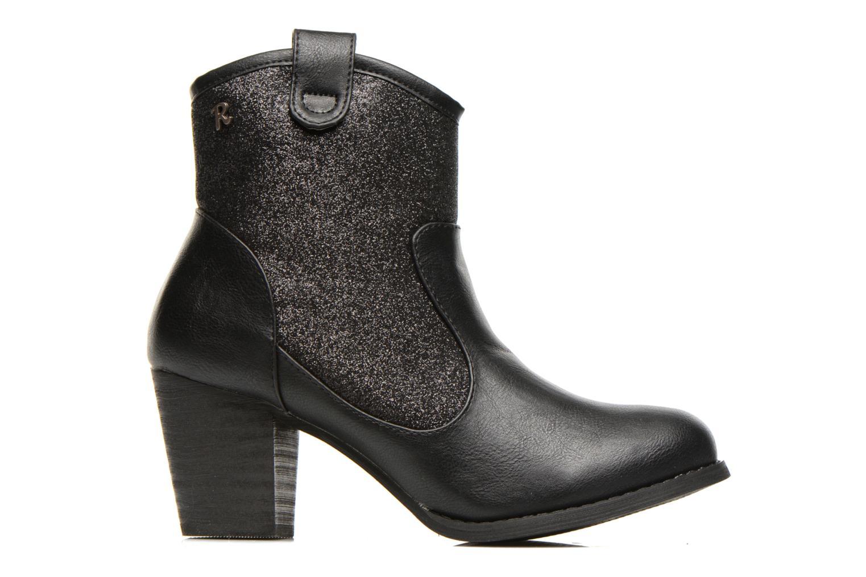 Bottines et boots Refresh Blake-61178 Noir vue derrière
