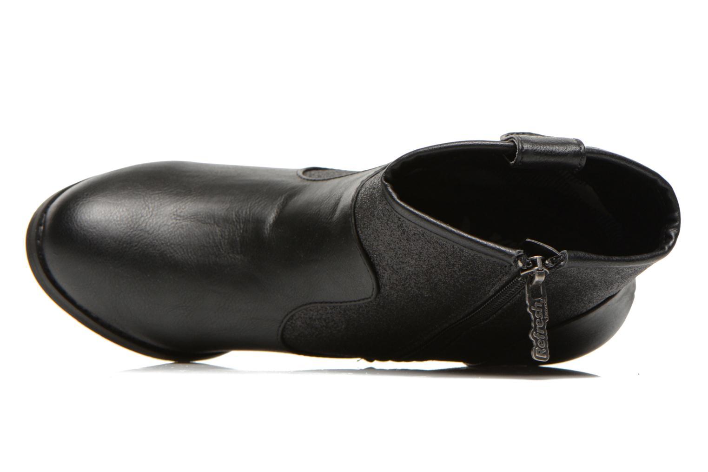 Bottines et boots Refresh Blake-61178 Noir vue gauche