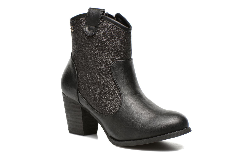 Bottines et boots Refresh Blake-61178 Noir vue détail/paire