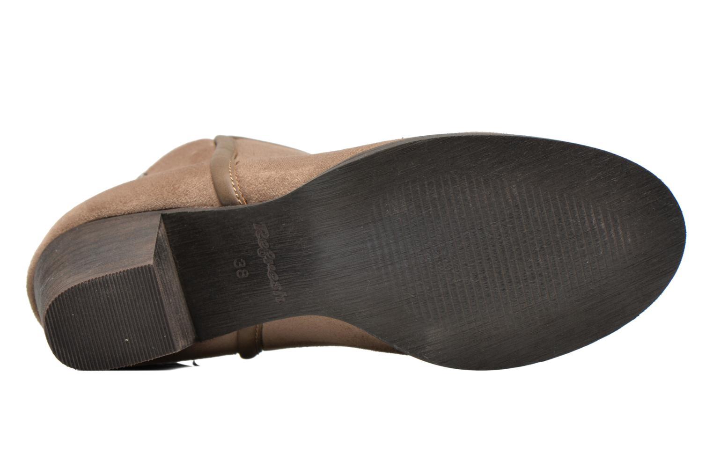 Bottines et boots Refresh Kim-61180 Beige vue haut