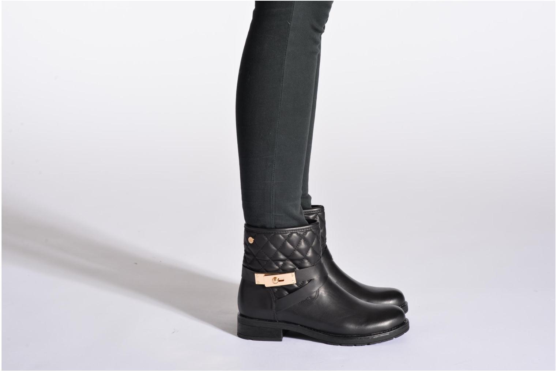 Bottines et boots Xti Alexa-28526 Beige vue bas / vue portée sac