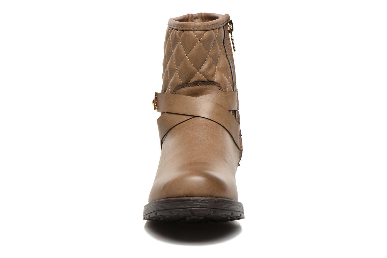 Bottines et boots Xti Alexa-28526 Beige vue portées chaussures