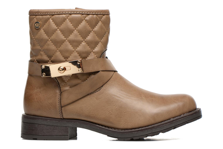 Bottines et boots Xti Alexa-28526 Beige vue derrière