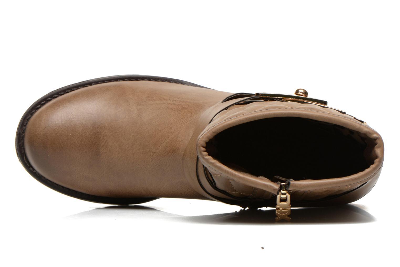 Bottines et boots Xti Alexa-28526 Beige vue gauche