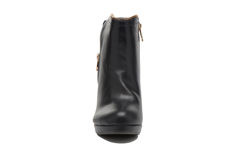 Stiefeletten & Boots Xti Joli-28452 blau schuhe getragen
