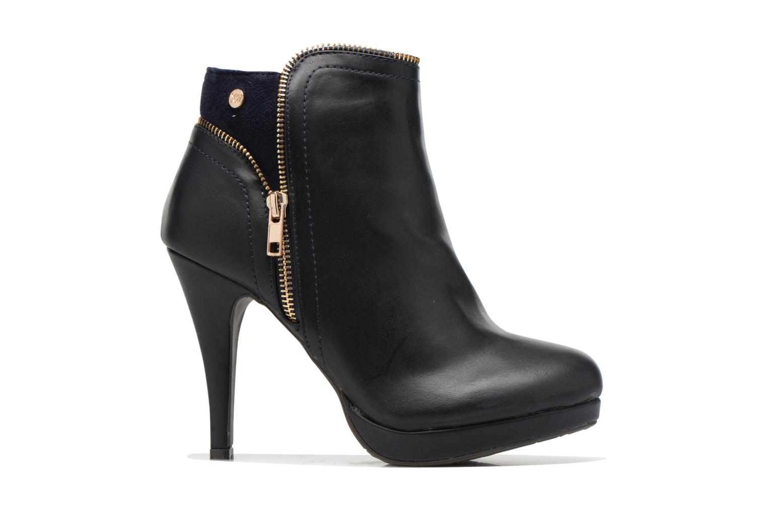 Ankle boots Xti Joli-28452 Blue back view