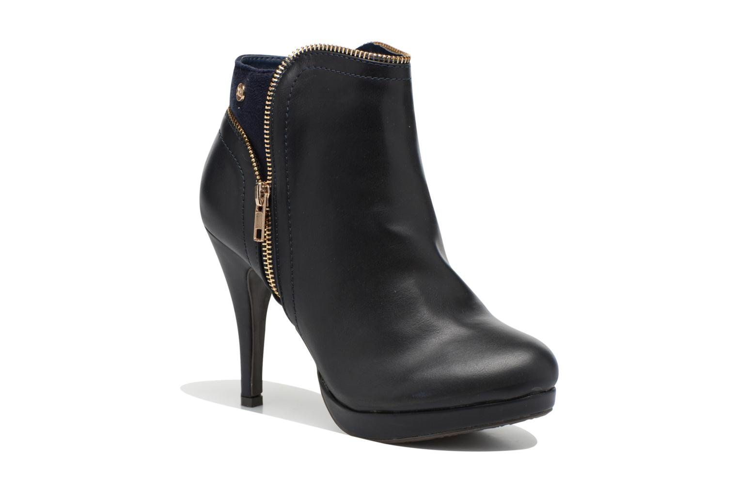 Ankle boots Xti Joli-28452 Blue detailed view/ Pair view