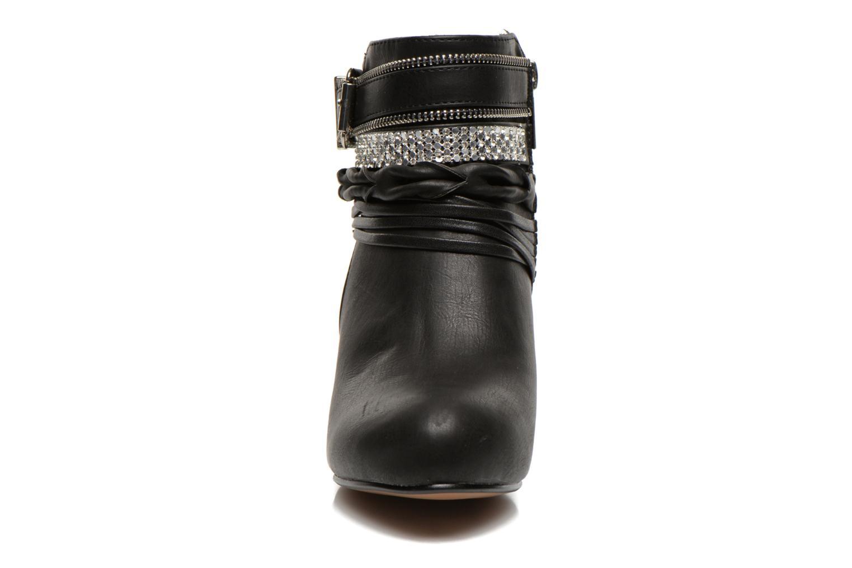 Bottines et boots Xti Doria-28813 Noir vue portées chaussures