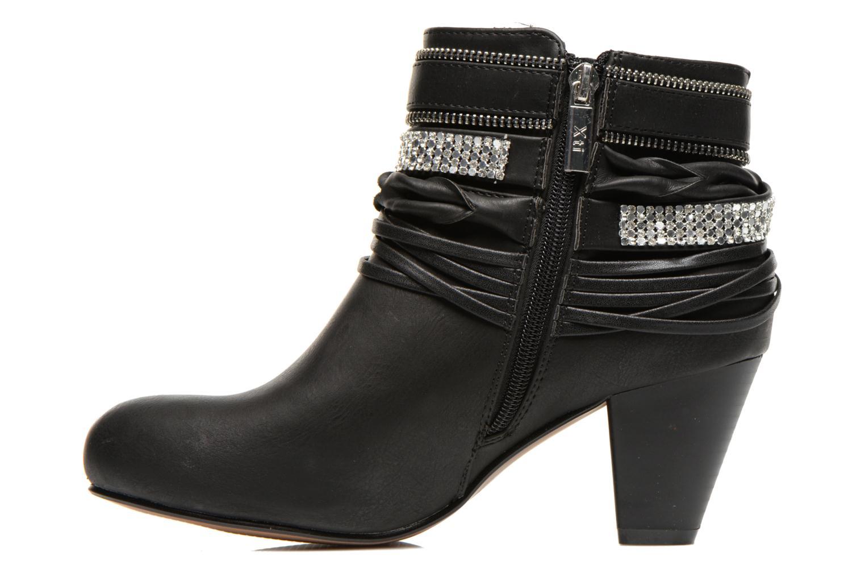 Bottines et boots Xti Doria-28813 Noir vue face