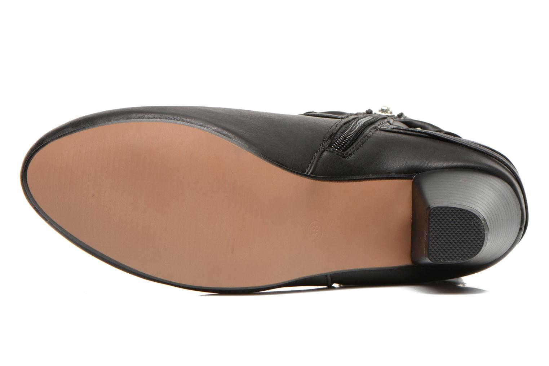 Bottines et boots Xti Doria-28813 Noir vue haut