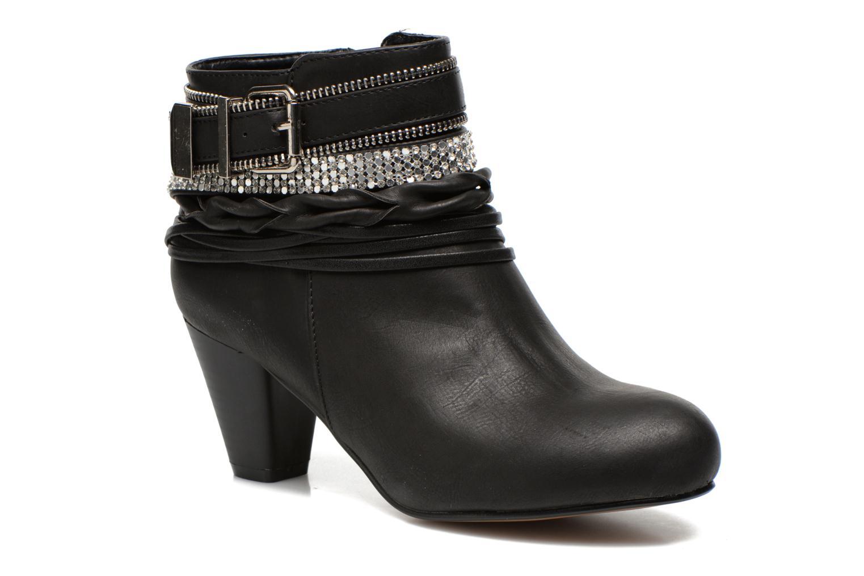 Bottines et boots Xti Doria-28813 Noir vue détail/paire