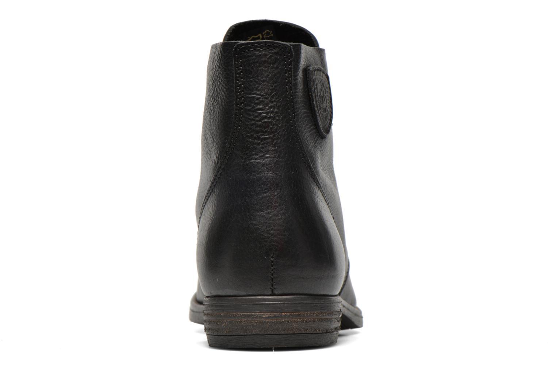 Bottines et boots Redskins Tozzi Noir vue droite