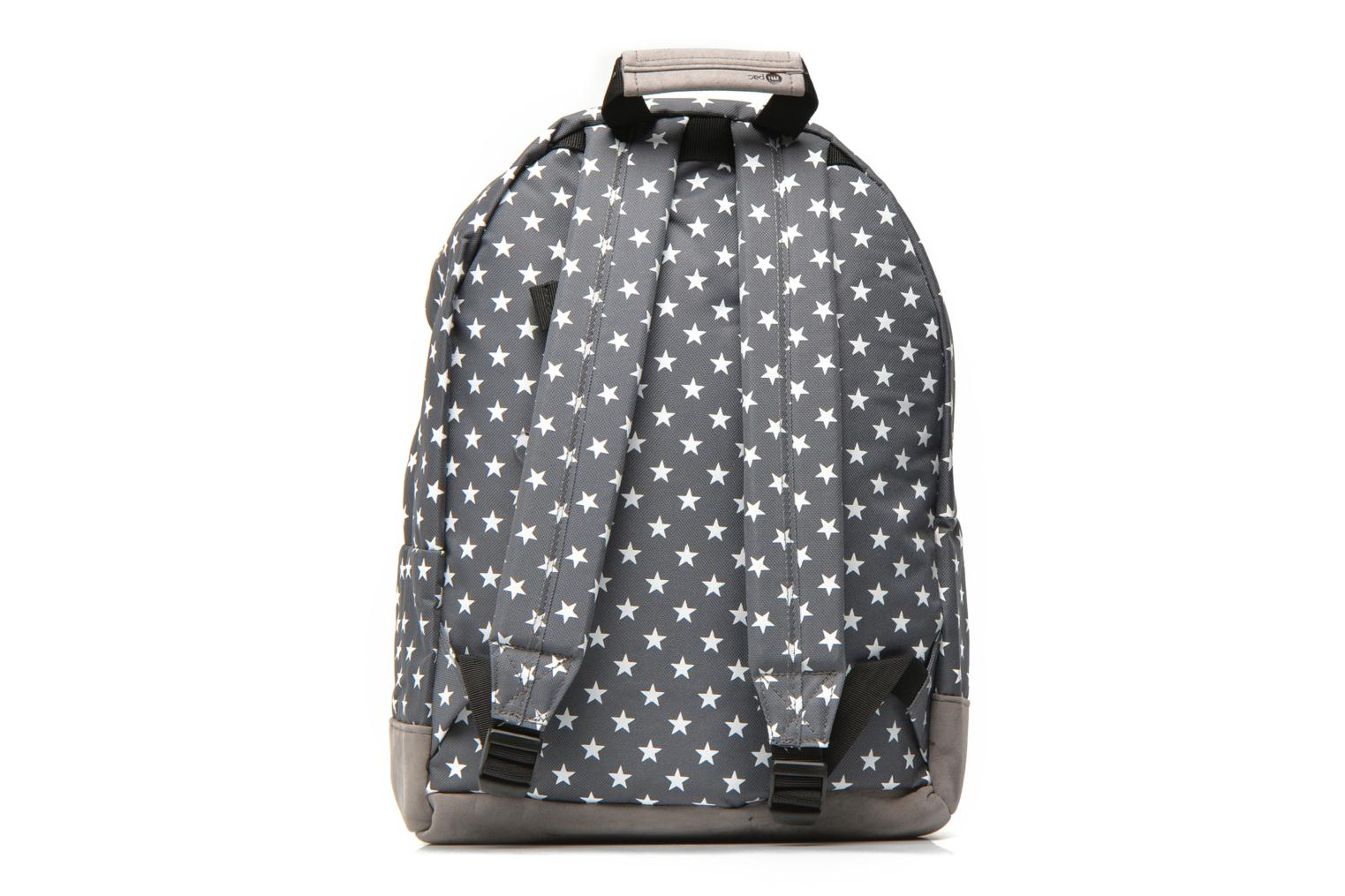 Rucksacks Mi-Pac All stars Backpack Grey front view