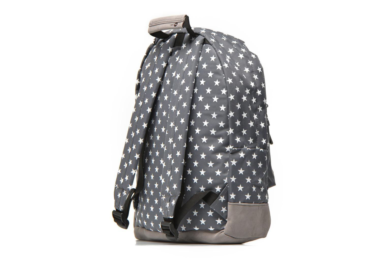 Rucksäcke Mi-Pac All stars Backpack grau ansicht von rechts