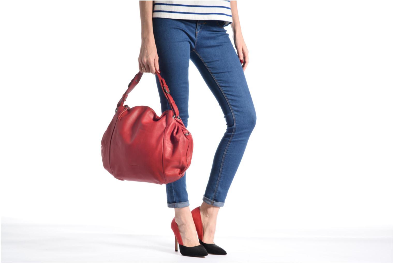 Handtaschen Sabrina Béatrice blau ansicht von oben