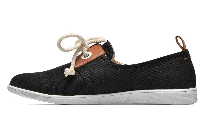 Sneakers Armistice Stone One Twill W Zwart voorkant