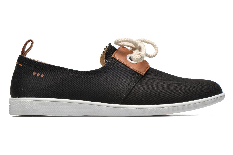 Sneakers Armistice Stone One Twill W Zwart achterkant