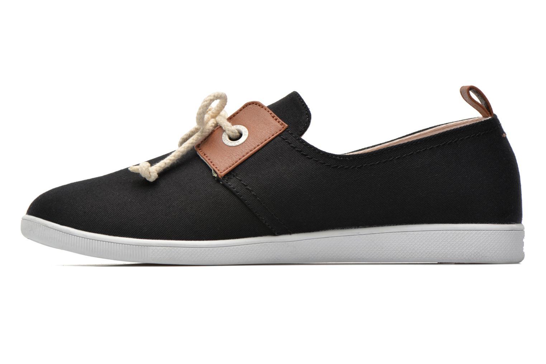 Sneakers Armistice Stone One Twill M Zwart voorkant