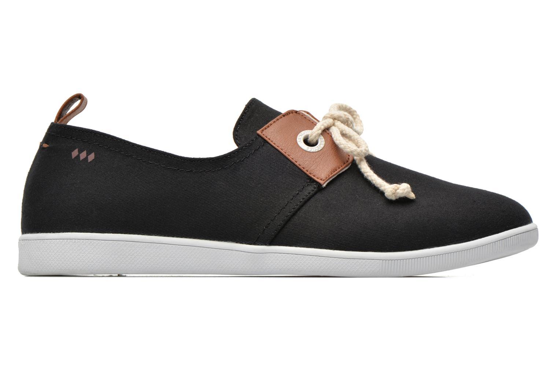 Sneakers Armistice Stone One Twill M Zwart achterkant