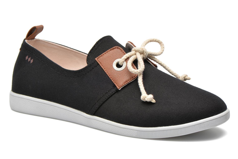 Sneakers Armistice Stone One Twill M Zwart detail
