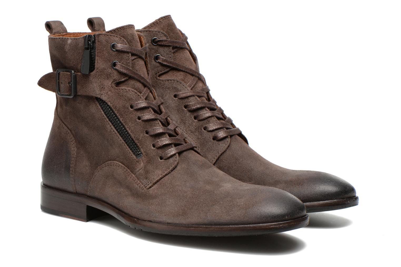 Bottines et boots Paul & Joe Sicker Marron vue 3/4