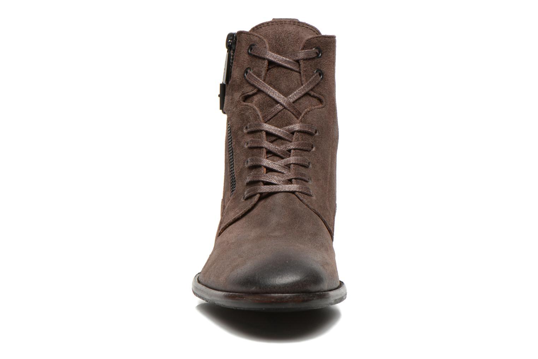 Bottines et boots Paul & Joe Sicker Marron vue portées chaussures