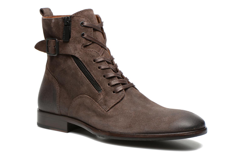Bottines et boots Paul & Joe Sicker Marron vue détail/paire