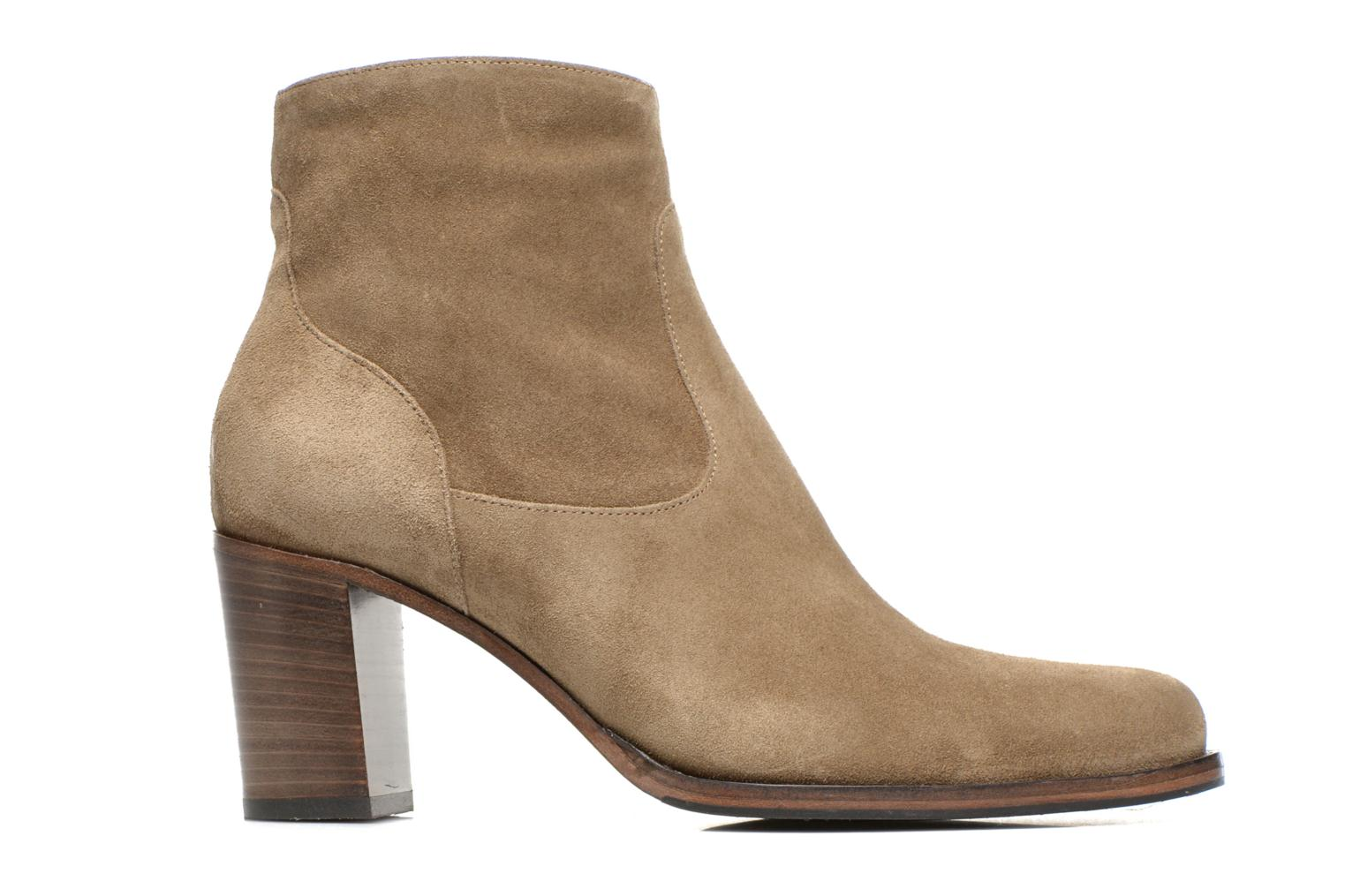 Legend 7 low zip boot Sonia extra taupe