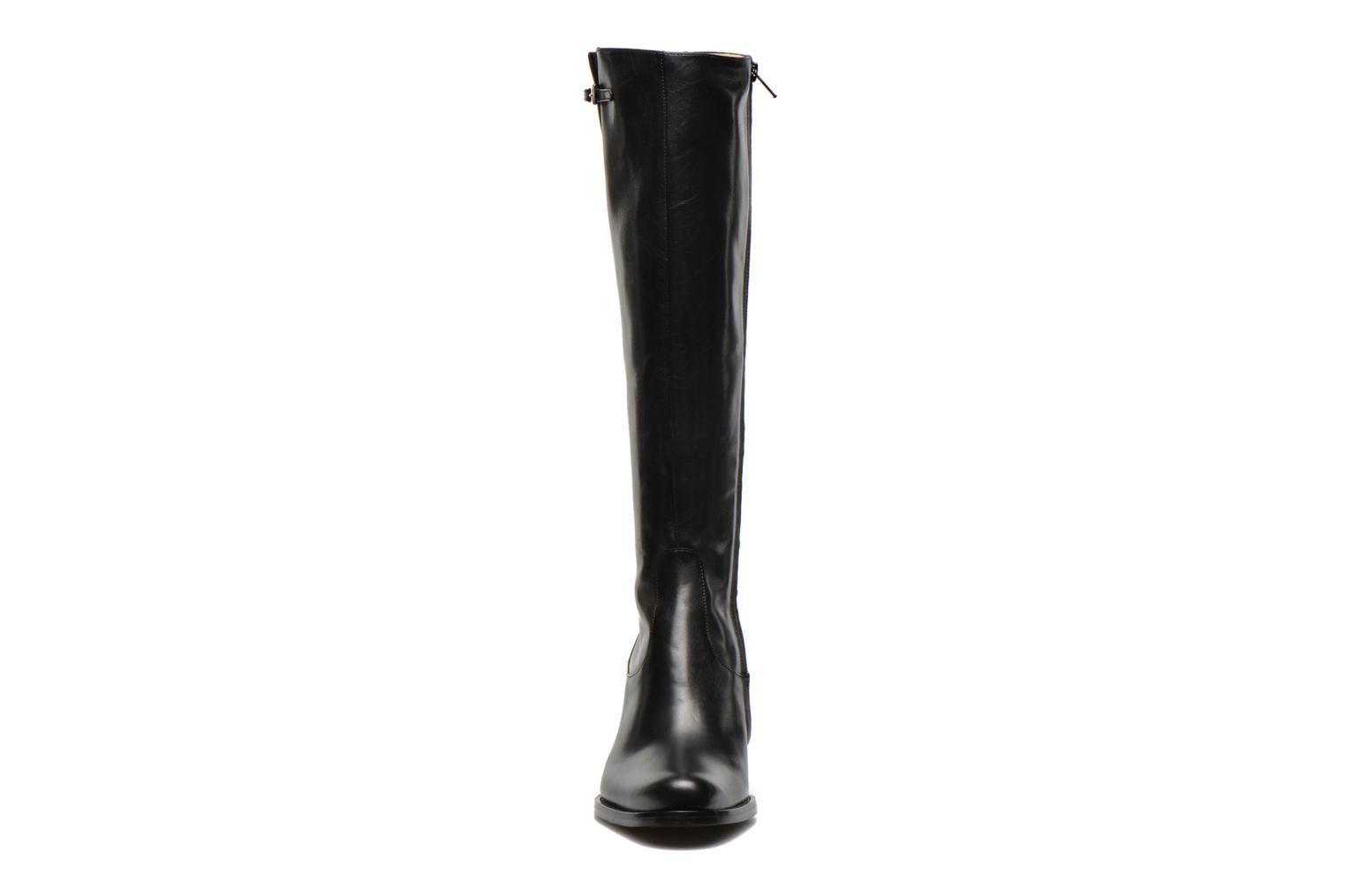 Boots & wellies Free Lance Legend 7 hight botte buckle Black model view