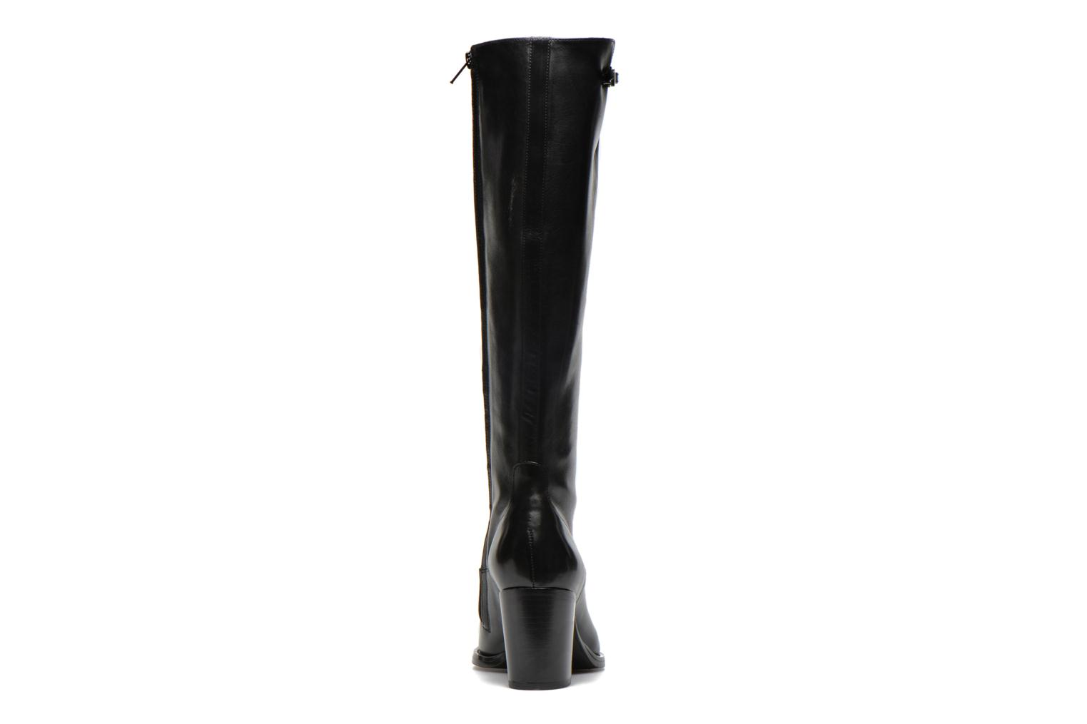 Boots & wellies Free Lance Legend 7 hight botte buckle Black view from the right