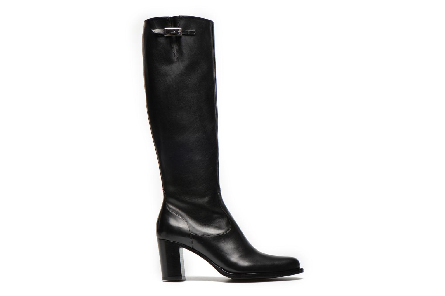 Boots & wellies Free Lance Legend 7 hight botte buckle Black back view