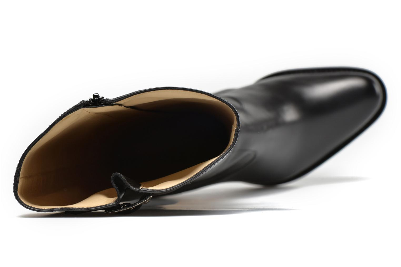 Legend 7 hight botte buckle Veau Noir