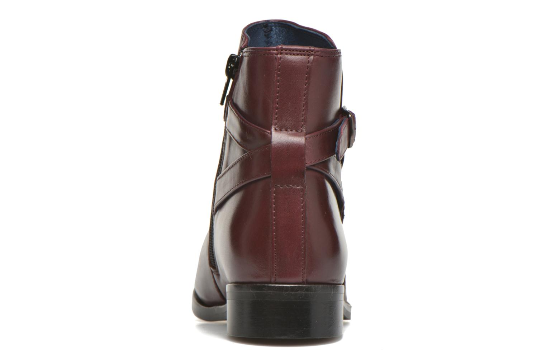 Bottines et boots PintoDiBlu Botania Bordeaux vue droite