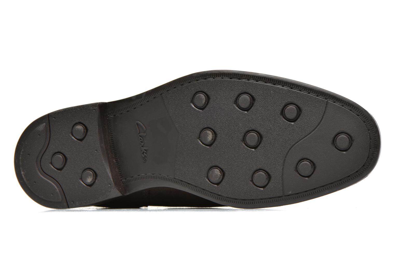 Boots en enkellaarsjes Clarks Chilver Top Bruin boven