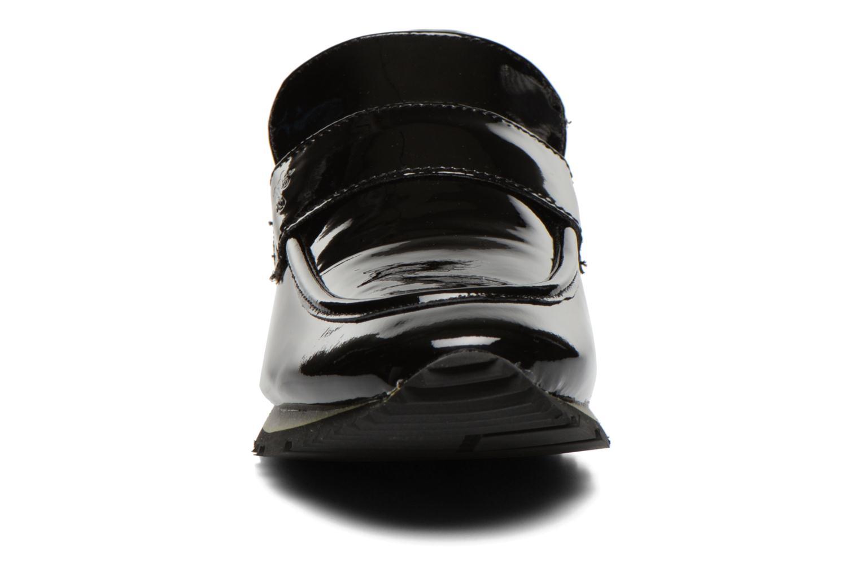 Mocassins JB MARTIN Vivo Noir vue portées chaussures