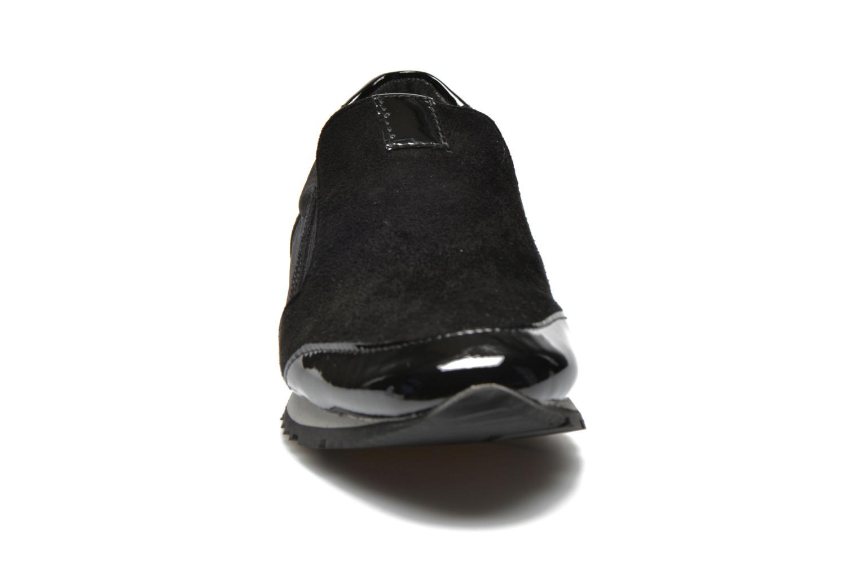 Baskets JB MARTIN Volt Noir vue portées chaussures