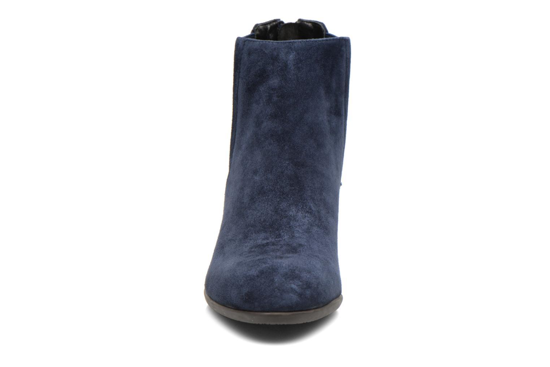 Bottines et boots JB MARTIN Candide Bleu vue portées chaussures
